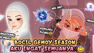 (PART 19) BOCIL GEMOY SEASON 2😳, AKU INGAT SEMUANYAA!!😇   ZEPETO INDONESIA