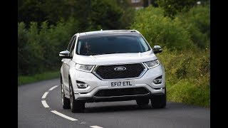 NEW 2017 Ford Edge Vignale Test Drive Acceleration Interior HD Booming Tech