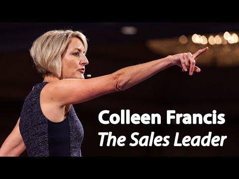Colleen Francis of  Engage Selling | The Sales Leader