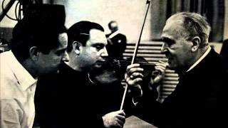 Brahms / Leonard Rose / Isaac Stern, 1954: Double Concerto in A minor, Op. 102 - Complete, Indexed