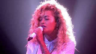 Download Lagu Rita Ora - Your Song / Anywhere / For You (feat. Liam Payne) [Live at the BRITs 2018] Mp3