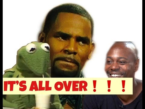 EXCLUSIVE: R.KELLY DROPPED BY SONY AND HIS FRIEND TURNS HIMSELF IN Mp3