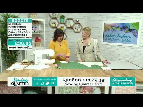 Sewing Quarter - Fabric, Fashion and Furnishings - 13th April 2017