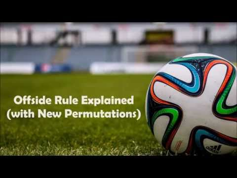 New Offside Rule Explained in under 3 minutes