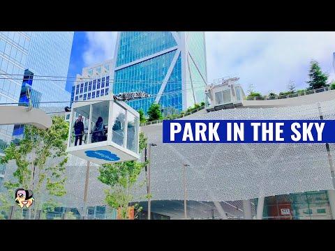 Salesforce Park: San Francisco's New Urban Community Space