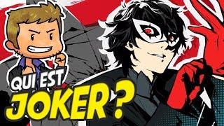 Qui est JOKER ? 🎭 (Persona 5) | Icones