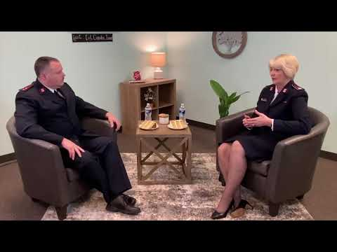 The Salvation Army Central VA - Sobremesa with Lt Colonel Carolee Israel - Pt 2