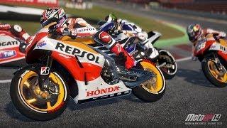 MotoGP 14 Xbox 360 Gameplay