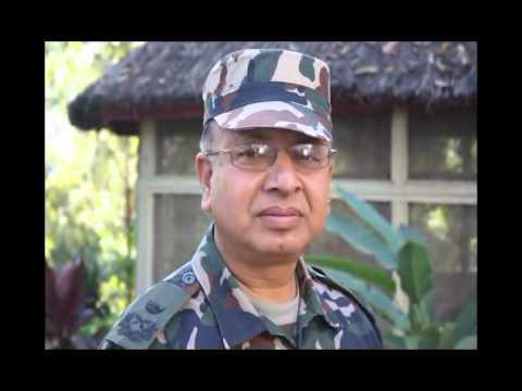 Biography of COAS General Rajendra Chhetri