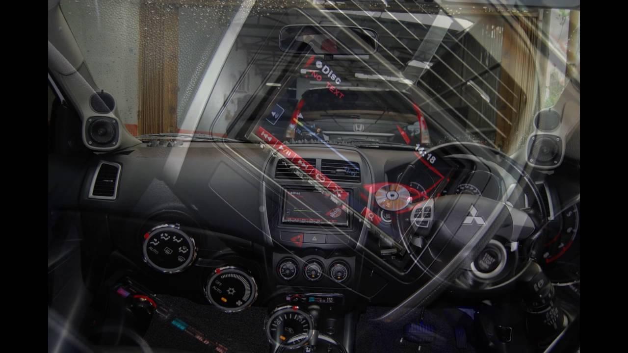 Modifikasi Audio Mitsubishi Outlander Sport