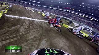 GoPro: Adam Cianciarulo Main Event 2018 Monster Energy Supercross from Indianapolis