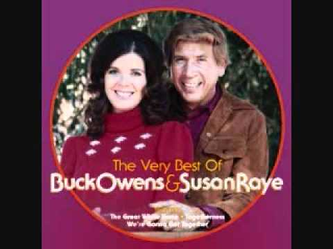 Buck Owens & Susan Raye ~ Looking Back To See