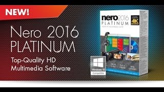 Descargar e Instalar Nero 2016 Platinum V 17.0.02 | Full | MEGA |