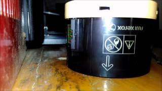TUTORIAL - Fix Orange Light Error and Change Chip Cartridge Fuji Xerox DocuPrint P215b