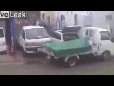 Raw footage of latest Fukushima earthquake :Latest2013((((Dont Miss Must Watch