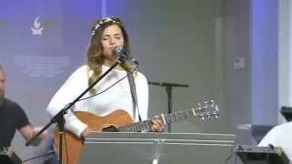 Jesus at the center - Lauren Holmes (ihopck)