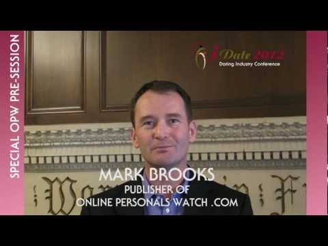 Online Dating OPW Pre-Conference Overview With Mark Brooks For The IDate Conferences