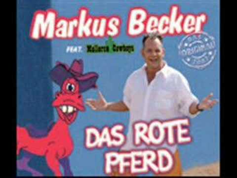 Das Rote Pferd - Markus Becker