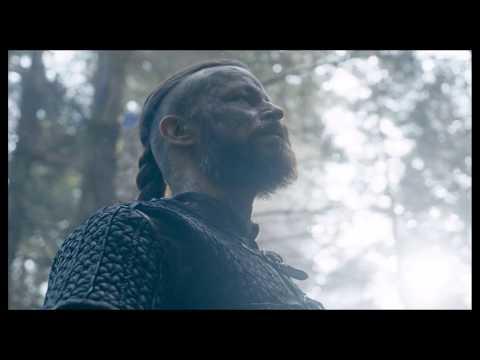 Vikings: Ep10S7KING HARALD & HALFDAN SINGING BATTLE SONG BEFORE BATTLE
