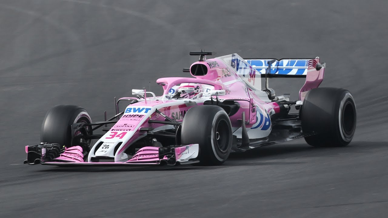 Compare All The Sounds Of The 2018 Formula One Cars