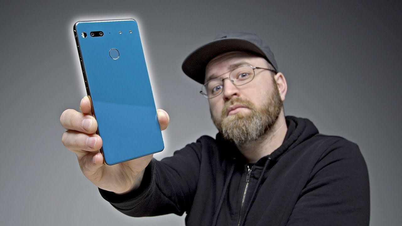 The Essential Phone Is Back!