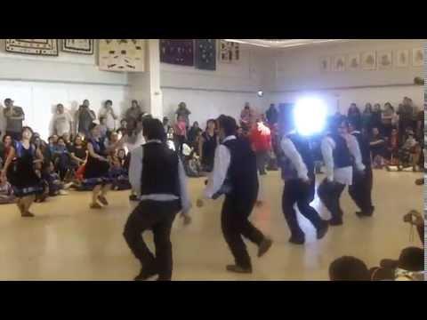 square dance showdown 2014 ( Northern Lights Taloyoak )