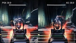 Destiny: PS4 vs Xbox One Frame-Rate Test