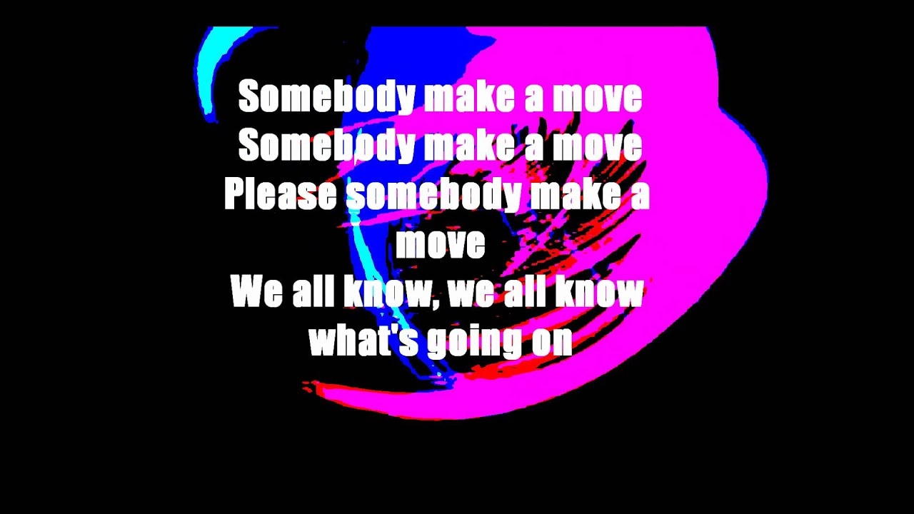 Icon For Hire Make A Move Lyric Video Youtube