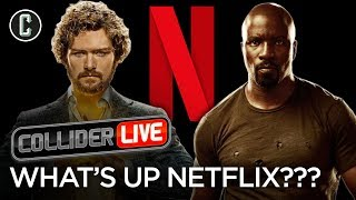 Why is Netflix Cancelling Everything? - Collider Live #27