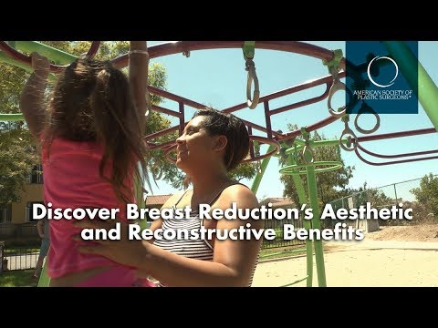 Breast Reduction's Aesthetic and Reconstructive Benefits