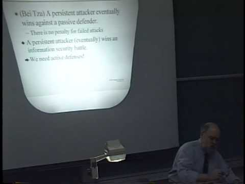 Thomas A. Berson, Sun Tzu in Cyberspace (April 9, 1998)