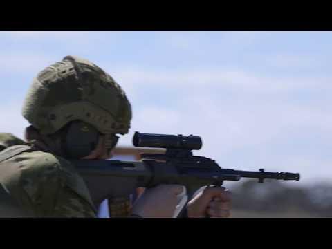 Army Reserves - PTE John Russell full