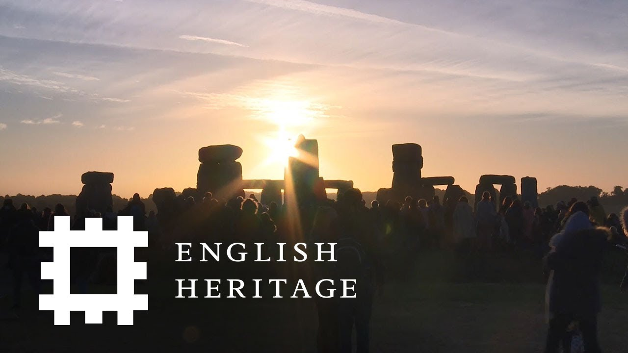 Summer Solstice At Stonehenge 2018
