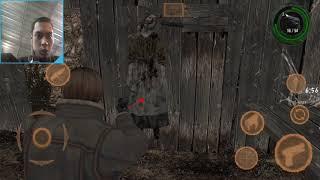 Dikepung Zombie Di Perkampungan Tua (RESIDENT EVIL 4 WINTER STUDIO)