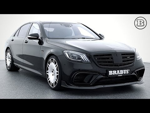 BRABUS 800 S63 AMG Is A LUXURIOUS BEAST!