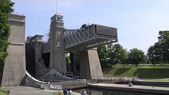 Peterborough Lift Lock - The World's Highest!
