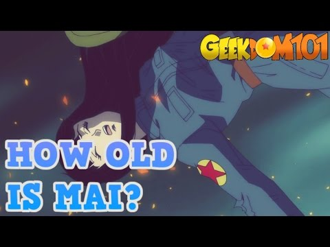 How Old Is Mai in Dragon Ball Super?