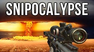 Snipocalypse - BO2 Sniper Nerfs & Community Backlash