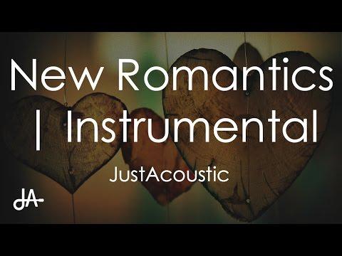 New Romantics - Taylor Swift Acoustic Instrumental