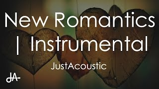 New Romantics - Taylor Swift (Acoustic Instrumental)