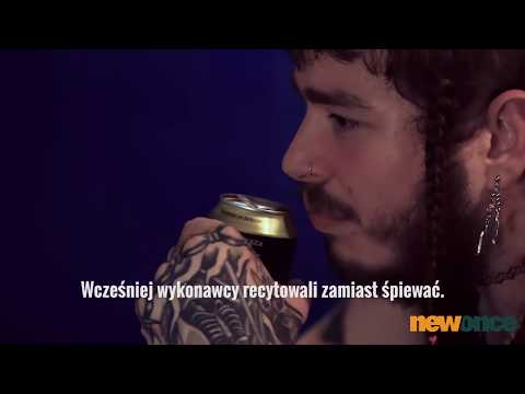 Post Malone interview with Poland Newonce