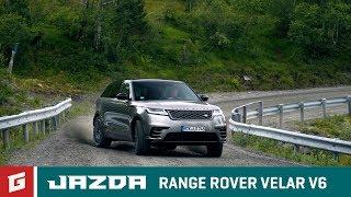 Range Rover VELAR - GARAZ.TV - NEW ENG SUBTITLES