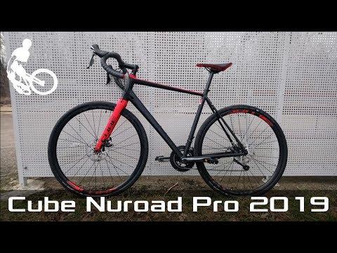 6bc2e5ed4ea Cube Nuroad Pro 2019 - YouTube