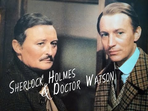Sherlock Holmes Und Watson