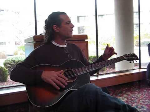 "Part 1 of 5 ""Unique Guitar Tunings"" Chuck Cannon - 2009 DURANGO Songwriter's Expo/CS"