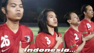 Indonesia Raya by K-SEVEN FC