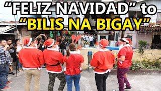 """""""BILIS NA BIGAY, PARA DI INGAY"""" - Feliz Navidad Batang Pinoy Version"""
