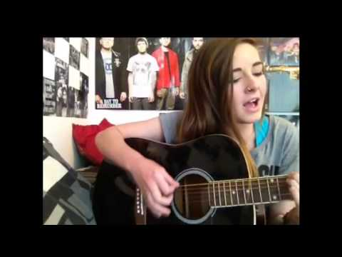 too legit to quit/born to die acoustic cover