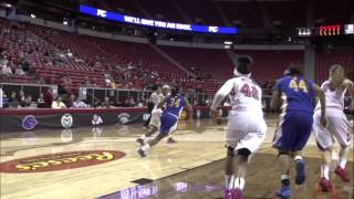 Mountain West Conference 2014 Woman Basketball UNLV vs San Jose Highlights