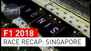 2018 SINGAPORE GRAND PRIX: RACE RECAP